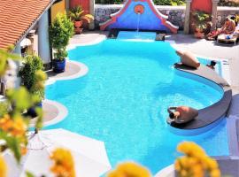 Arciduca Grand Hotel, hotel a Città di Lipari
