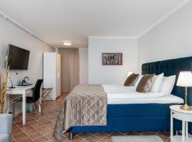 Hotel Slottsgården, hotell i Vadstena