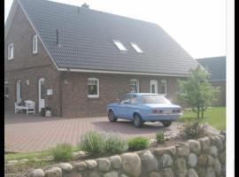 Ferienwohnung Petersen, Ferienwohnung in Nordstrand