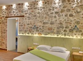 Manolia, ξενοδοχείο κοντά σε Οικία Λαζάρου Κουντουριώτη, Ύδρα
