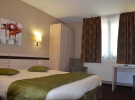Park Hôtel & Appartements, hôtel à Cholet près de: Puy du Fou