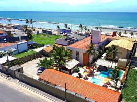 Sol Praia Marina Hotel, hotel near São Gonçalo do Amarante International Airport - NAT, Natal