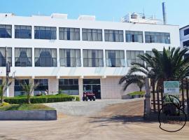 Hotel Restaurante Peach Garden, family hotel in Punta Hermosa