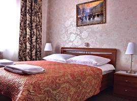 Отель Элион, отель в Нижнем Новгороде