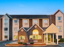 Microtel Inn & Suites by Wyndham Florence/Cincinnati Airpo, hotel near Cincinnati/Northern Kentucky International Airport - CVG, Florence
