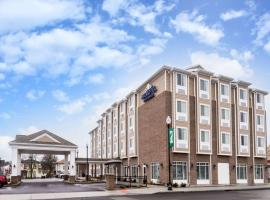 Microtel Inn & Suites by Wyndham - Penn Yan, hotel in Penn Yan