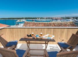Skipper Suites, hotel near Novigrad Bus Station, Novigrad Istria