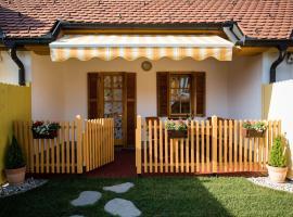 Apartma Marjetica 2, hotel blizu znamenitosti Terme 3000 Moravske Toplice, Moravske Toplice