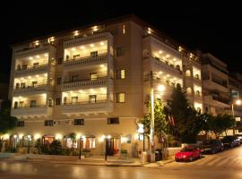 Elina Hotel Apartments, pet-friendly hotel in Rethymno Town