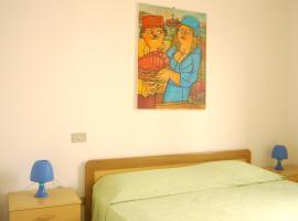 Residence Trande, residence a Leuca