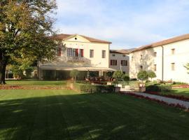 Hotel Villa Ca' Sette, hotel per famiglie a Bassano del Grappa