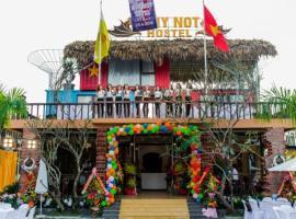 Why Not Hostel, khách sạn ở Ðồng Hới