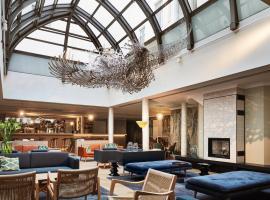 Hotel St. George Helsinki, hotelli Helsingissä lähellä maamerkkiä Leppävaaran asema