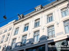 Hotel Doria, hotel in Amsterdam