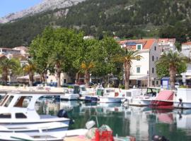 Pension Palac, spa hotel in Baška Voda