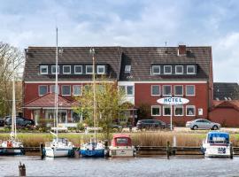 An't Yachthaven, Hotel in Harlesiel