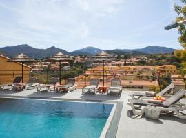 Hotel Madeloc, accessible hotel in Collioure