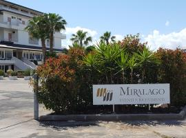 Miralago, hotel a Sperlonga