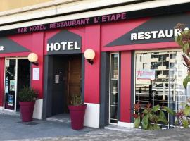 Hotel Restaurant L'Etape, hotel in Millau