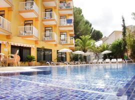 Hotel Morlans, отель в Пагуэре