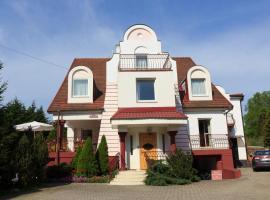 Villa Severin, boutique hotel in Kaliningrad