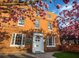 Hotel Du Vin Stratford, pet-friendly hotel in Stratford-upon-Avon