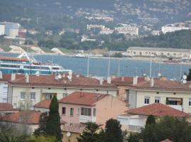 Résidence Stella, hôtel à La Seyne-sur-Mer près de: Naval Base Toulon