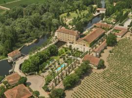 Hacienda Zorita Wine Hotel & Organic Farm, hotel in Valverdón