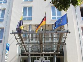 Hotel und Restaurant Ascania, отель в городе Ашерслебен