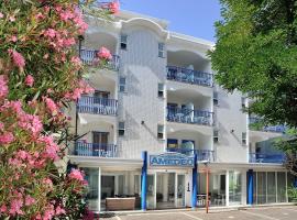 Hotel Amedeo, hotell i Misano Adriatico