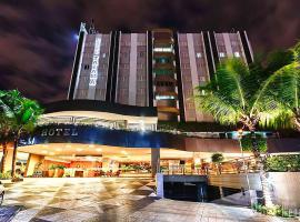 Hotel Taiamã, hotel em Cuiabá