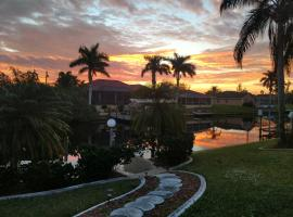 Waterfront Pool Home, holiday rental in Cape Coral