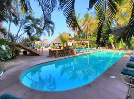 Hotel Santa Fe, hotel in Puerto Escondido