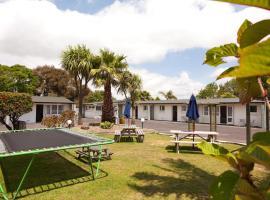 18th Avenue Thermal Motel, motel in Tauranga