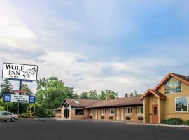 Wolf Inn Hotel, hotel in Sandusky