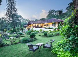 Old Kent Estates & Spa, Coorg, spa hotel in Suntikoppa