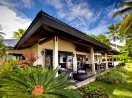Warwick Le Lagon Resort & Spa, Vanuatu, hotel in Port Vila