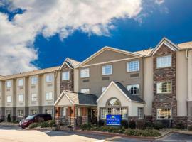 Microtel Inn & Suites - Greenville, hotel near Greenville-Spartanburg International Airport - GSP, Greenville