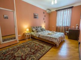 Alpha Tbilisi, вариант проживания в семье в Тбилиси