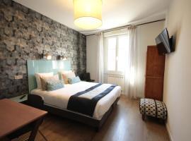 Hotel Des Arts, отель в Монпелье