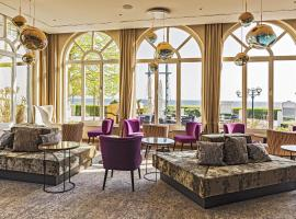 SEETELHOTEL Strandhotel Atlantic, hotel in Bansin