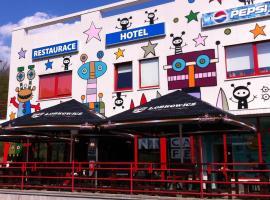 Hotel Galaxie, hotel ve Zlíně