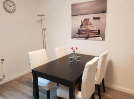 Kleine, ruhige Wohnung in Gelsenkirchen, apartment in Gelsenkirchen