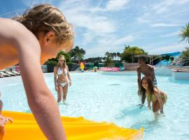 Camping Officiel Siblu La Réserve, campground in Gastes
