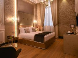 Santa Croce Boutique Hotel, hotel in Venice
