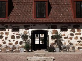 Wanås Restaurant Hotel, hotel in Knislinge