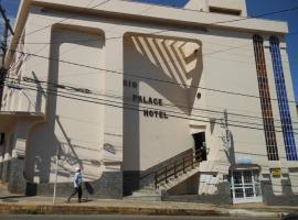 Rio Palace Hotel, hotel em Carmo do Rio Claro