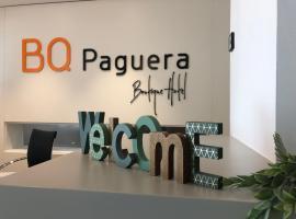 BQ Paguera Boutique Hotel, отель в Пагуэре