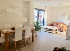"""Heerlijk appartement in het centrum """"Wyck"""" LBC4, apartment in Maastricht"""