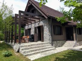 Villa Dobra, holiday home in Plitvička Jezera